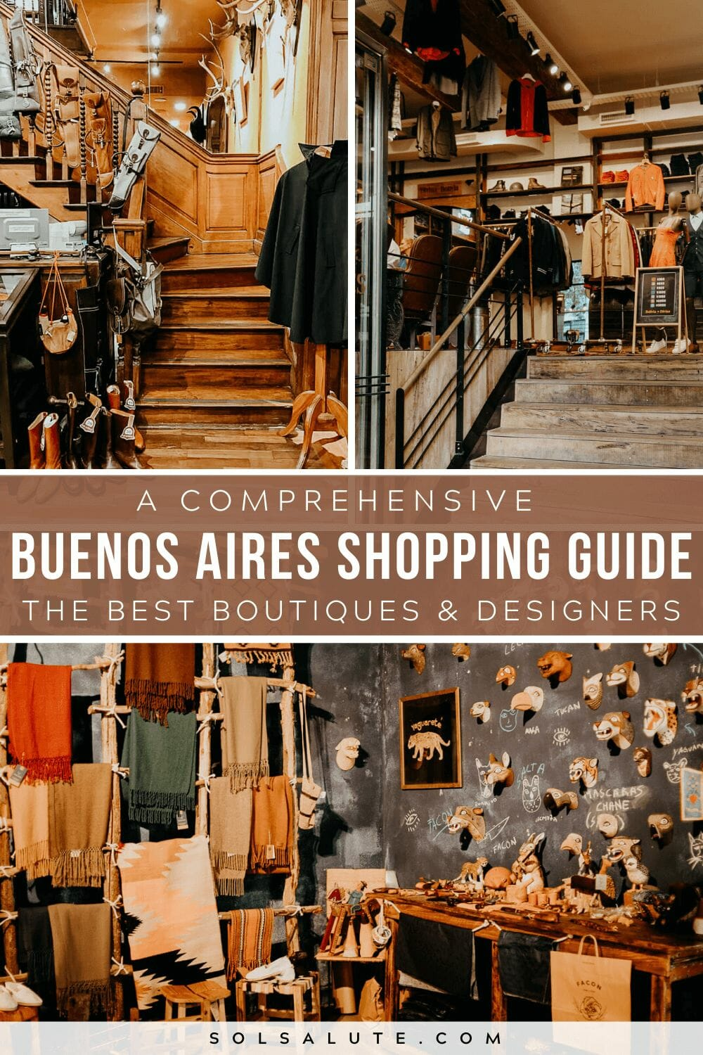 A complete guide to Shopping in Buenos Aires Argentina | Shopping Buenos Aires | Where to Shop in Buenos Aires | Buenos Aires shopping guide | Best Buenos Aires shopping districts | Where to get leather in Buenos Aires | Shopping in Argentina | Palermo Soho shopping | Where to shop in recoleta | Best bookstores in Buenos Aires | Buenos Aires shopping malls | What to buy in Buenos Aires | Argentina shopping guide | Things to do in Buenos Aires | Buenos Aires souvenirs #BuenosAires #Argentina